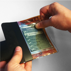 A Look at the Future of Flexible Displays