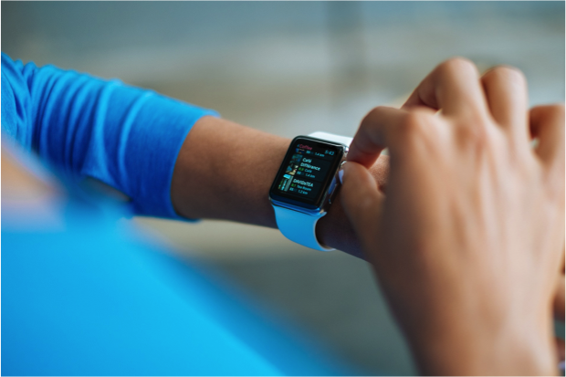 Watch with flexible display is an example of how flexible displays are dominating the medical industry and others.