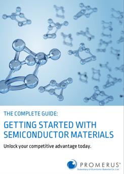 Semiconductor Materials Ebook Cover
